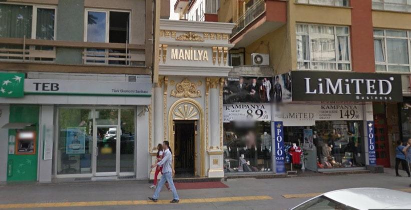 Ночной клуб Manilya в Анкаре