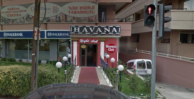 Ночной клуб Havana в Анкаре