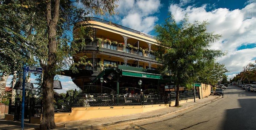 Ресторан Louise в Анкаре