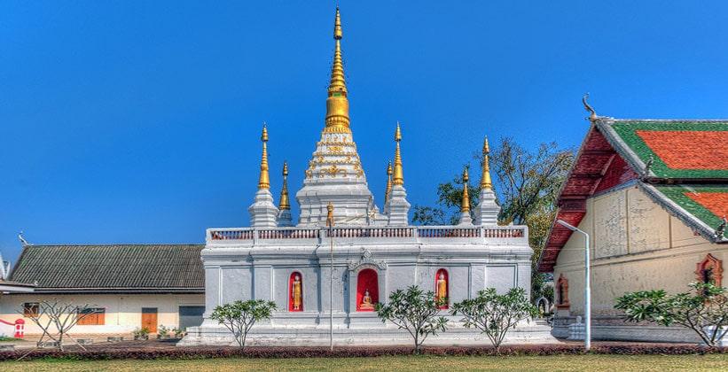 Храм Семи чеди в Чианграе