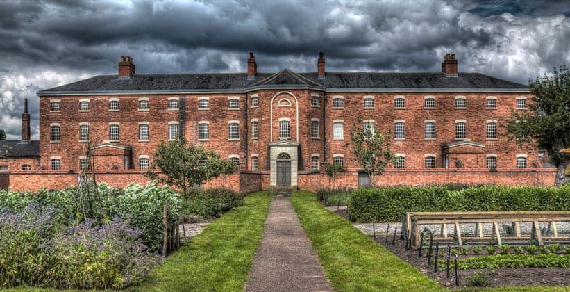 Работный дом Саутуэлла в Англии