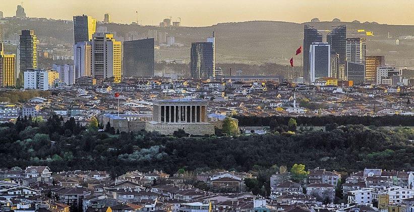 Современная Анкара