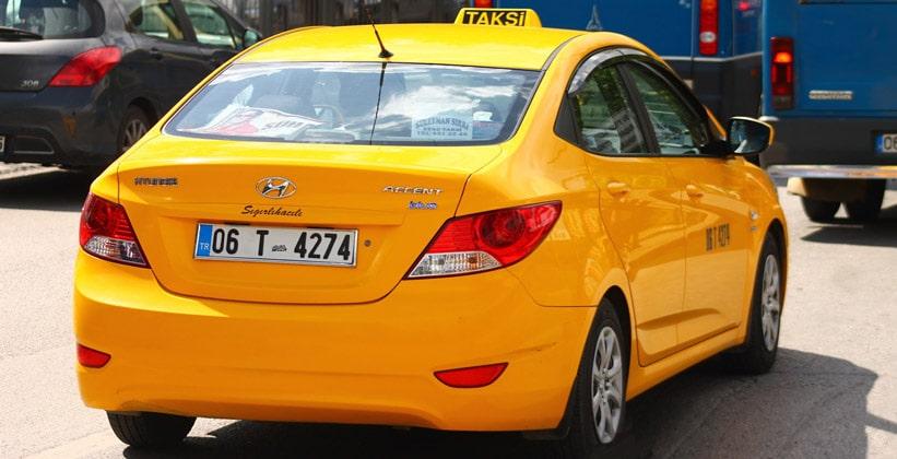 Такси в Анкаре