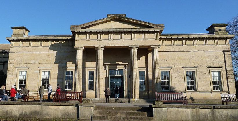Йоркширский музей в Англии