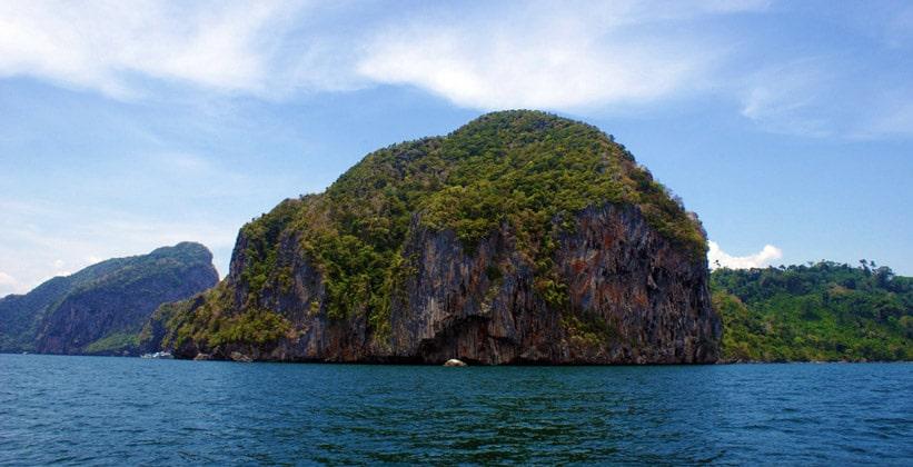 Остров Ко Мук в Таиланде