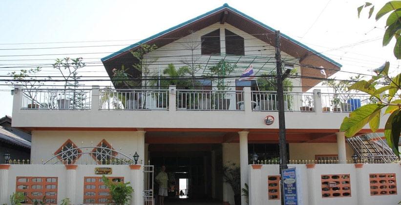 Пансион Ban Sulada Guest House в Трате