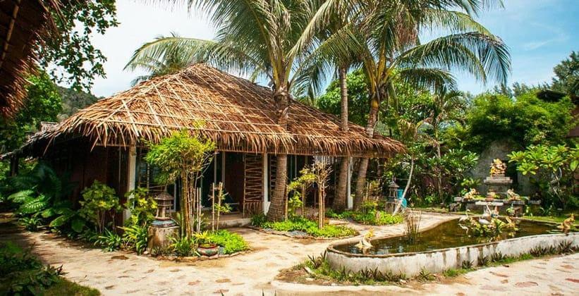 Отель Cha-Ba Bungalows на курорте (пляже) Кхлонг Дао