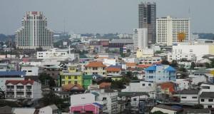 Таиландский город Кхонкэн