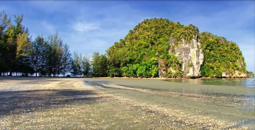 Национальный парк Хат Чао Май в Таиланде