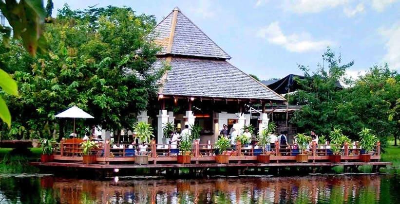 Отель Centara Mae Sot Hill в Мае Соте