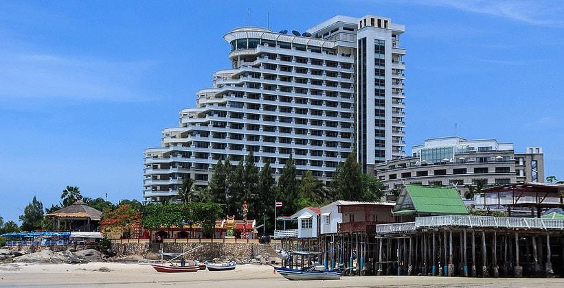 Отель Hilton в Хуахине