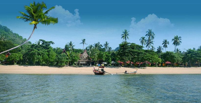 Остров Ко Либонг в Таиланде