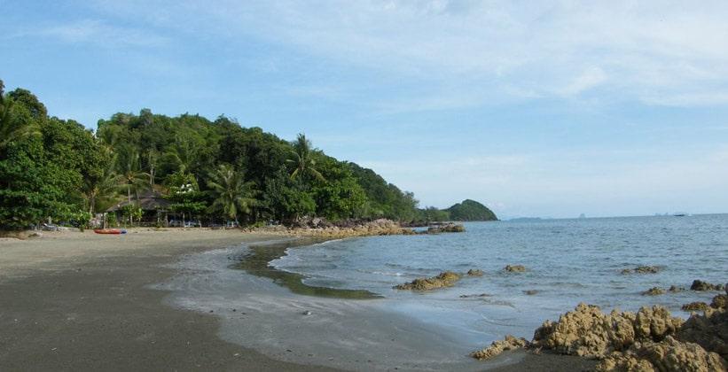 Остров Ко Сукорн в Таиланде