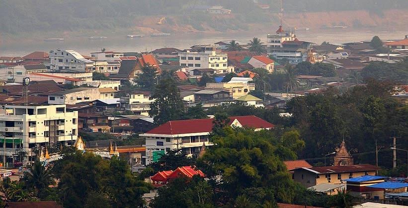 Таиландский город Лоэй