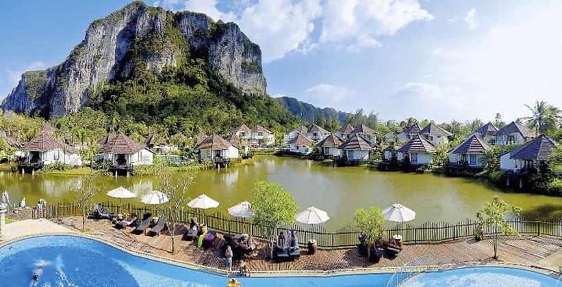Отель Peace Laguna Resort and Spa в Ао Нанге