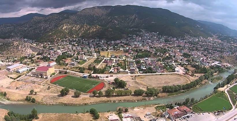 Полуостров Решадие в Турции