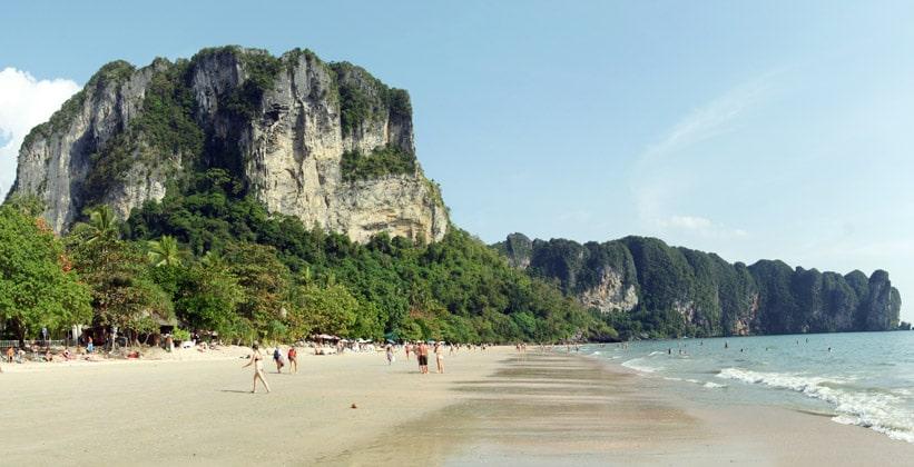 Пляж (курорт) Ао Нанг