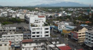 Таиландский город Чантхабури