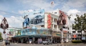 Таиландский город Краби