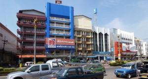 Таиландский город Трат