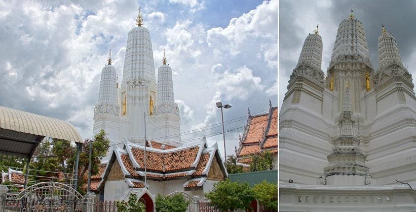 Храм Ват Махатхат в Пхетчабури
