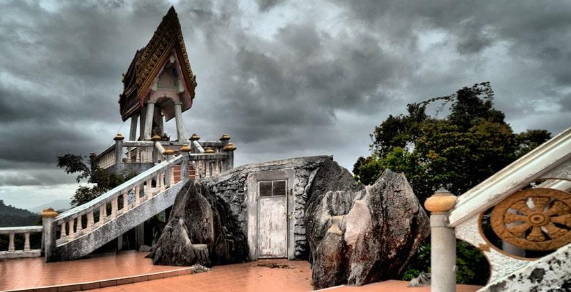 Храм Ват Тхам Сея (окрестности Краби)