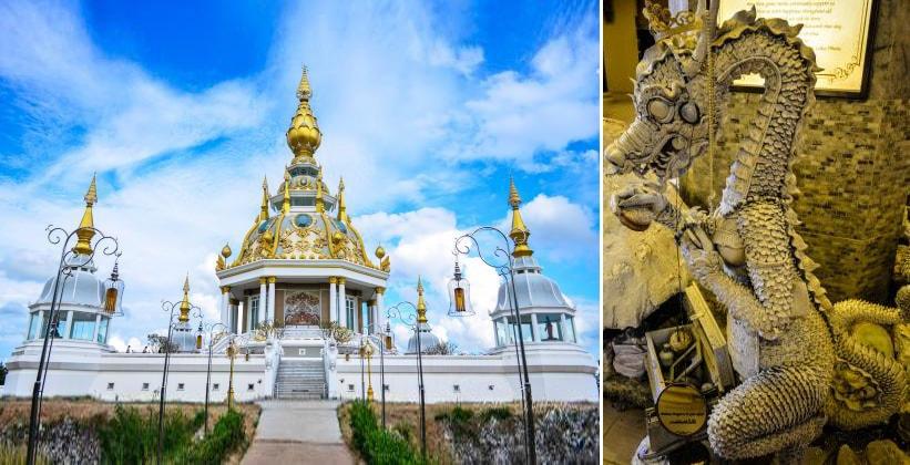 Храм Wat Thung Setti в Кхонкэне