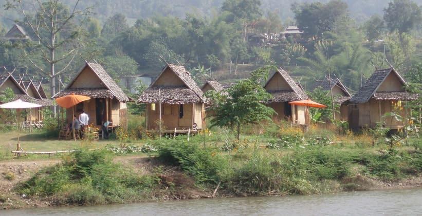 Пансион Baan Pai Village