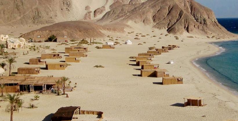 Курорт Басата в Египте