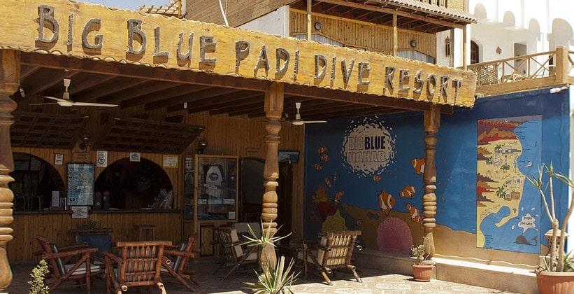 Дайв-центр Big Blue в Дахабе (Египет)