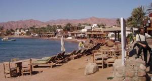 Курорт Дахаб в Египте