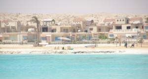 Город Эль-Аламейн в Египте
