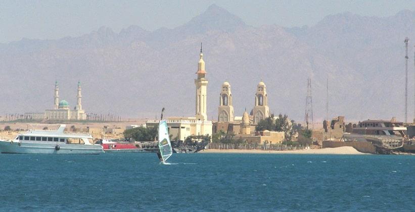 Административный центр южного Синая – Эль-Тор в Египте