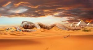 Путешествие по Великой пустыне в Египте