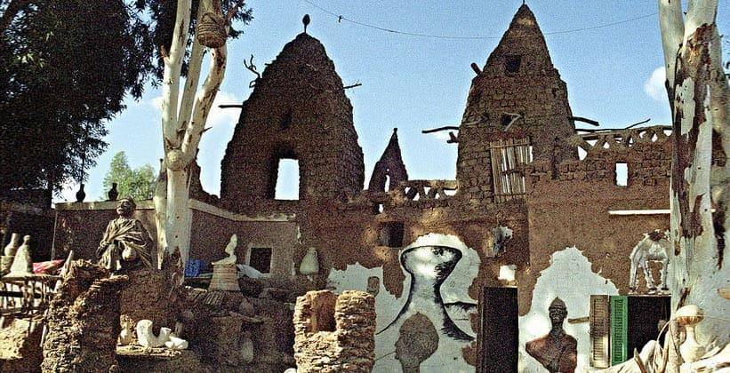 Музей наследия оазиса Бахария