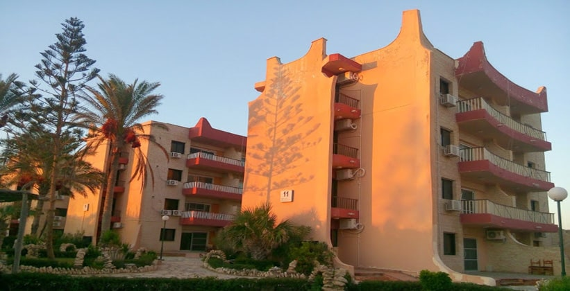 Отель Aida Beach в Египте