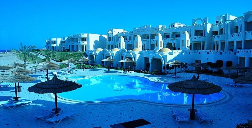 Отель Coral Sun Beach в Порт-Сафага (Египет)
