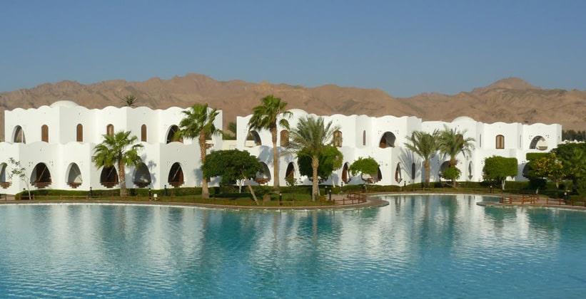 Отель Hilton в Дахабе (Египет)