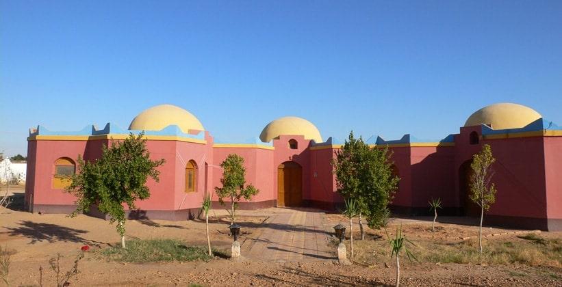 Отель Харга в городе Эль-Харга