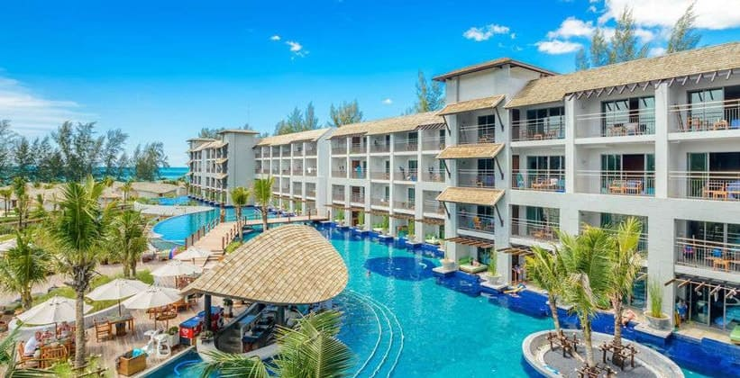 Отель Mai Khao Lak Beach Resort and Spa в Таиланде