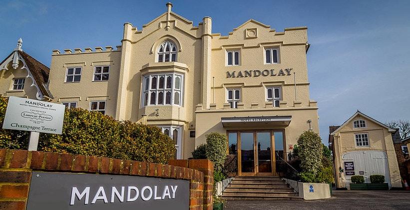 Отель Mandolay в Гилфорде (Англия)