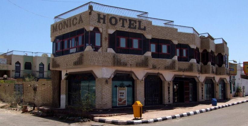 Отель Monica в Дахабе (Египет)