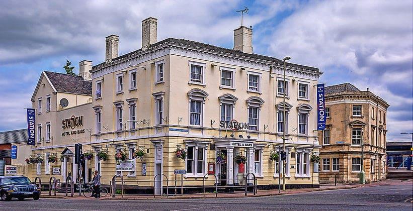 Отель Station в Глостере (Англия)
