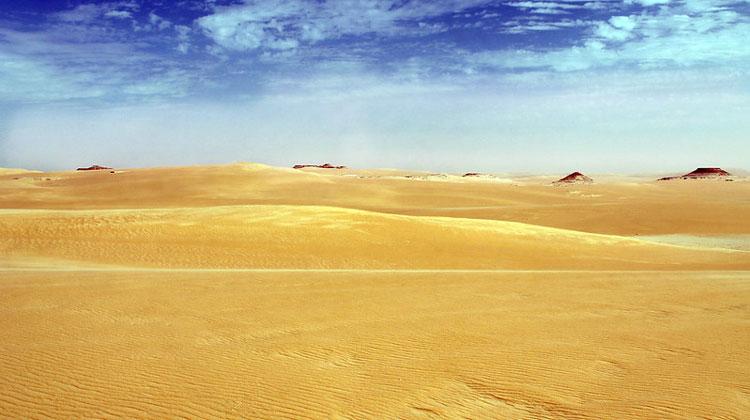 Красоты Великой пустыни