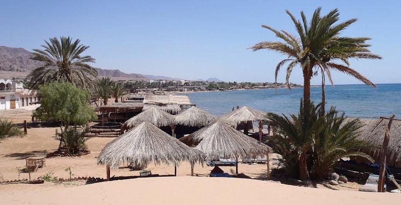 Курорт Нувейба на Синае (Египет)