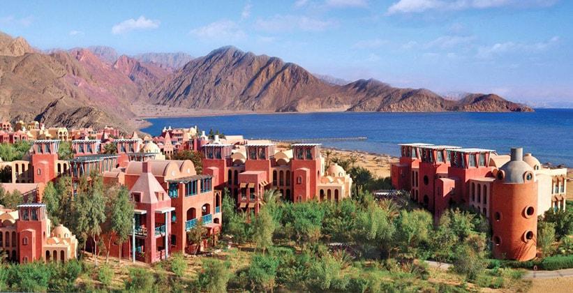 Курорт Таба-Хейтс на Синае (Египет)