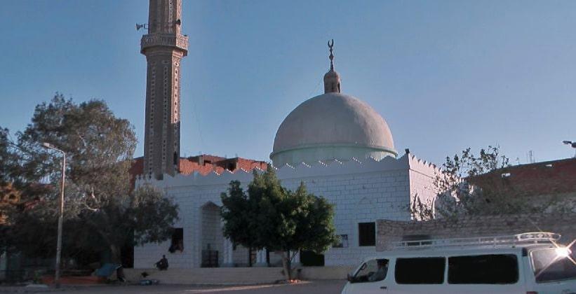 Мечеть в Порт-Сафаге (Египет)