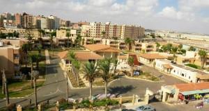 Город-курорт Мерса Матрух в Египте