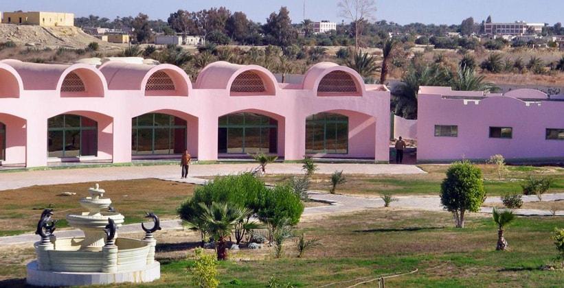 Отель Mobarak в городе Сива (Египет)