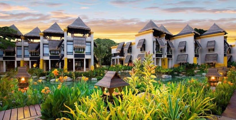 Отель Movenpick Resort and Spa на курорте Ао Карон